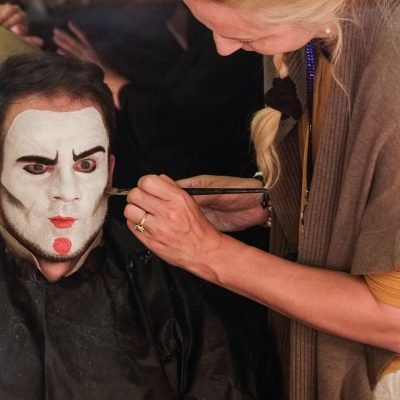 Theatrical Makeup Classes